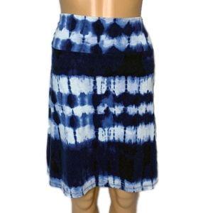 Faded Glory Tie-Dye Skirt